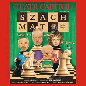 """Teatry: spektakl Teatru Capitol """"SZACH-MAT"""""""