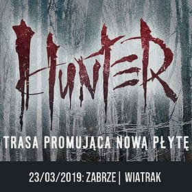 Koncerty: Hunter - CK Wiatrak
