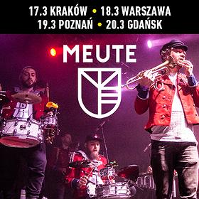 Muzyka klubowa: Meute - Kraków
