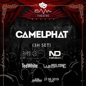 Muzyka klubowa: BAM Pres. CamelPhat
