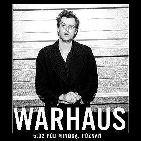 Concerts: Warhaus - Poznań