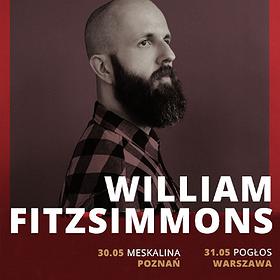 Koncerty: William Fitzsimmons - Warszawa