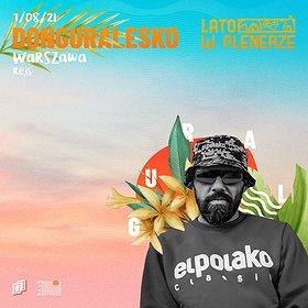 Hip Hop / Reggae: Lato w Plenerze | donGURALesko | Warszawa