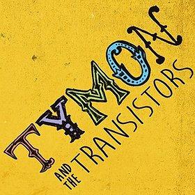 Koncerty: Koncert Tymon & The Transistors w Klubie 9stóp