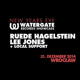: Watergate Records Showcase - New Years Eve