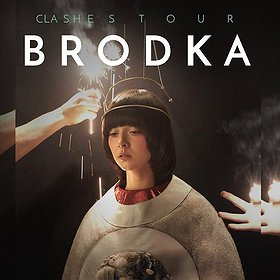 Koncerty: BRODKA Clashes Tour