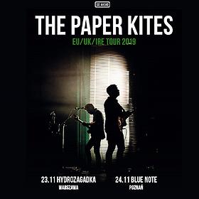 Koncerty: The Paper Kites - Poznań