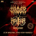 Hard Rock / Metal: Blitz MMXX: Vader, Marduk | Letnia Scena Progresji, Warszawa