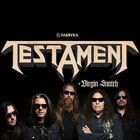 Concerts: Testament + Virgin Snatch