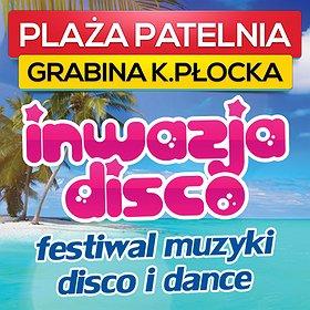 Festiwale: Inwazja Disco Plaża Patelnia!