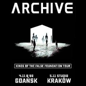 Koncerty: Archive - Gdańsk