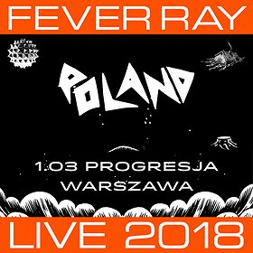 Koncerty: Fever Ray