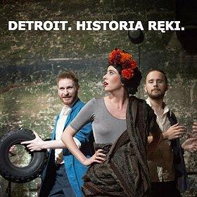 Teatry: Detroit. Historia ręki.