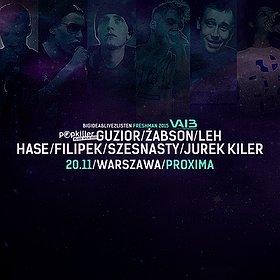 Muzyka klubowa: VAIB Freshman 2015 Warszawa