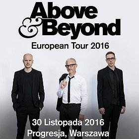 Imprezy: Above & Beyond