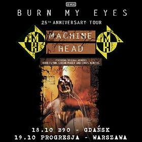 Hard Rock / Metal: Machine Head - Gdańsk