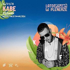 Hip Hop / Reggae: Lato w Plenerze | Kabe | Poznań