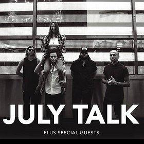 Koncerty: July Talk