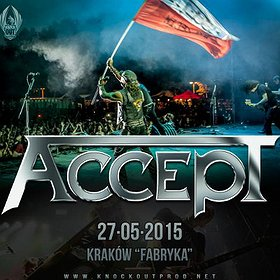 Koncerty: Accept + Reds' Cool
