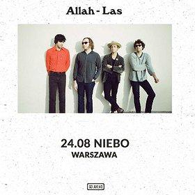 Koncerty: Allah-Las