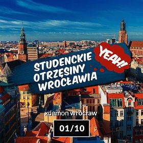 Events: Yeah! // Studenckie Otrzęsiny Wrocławia