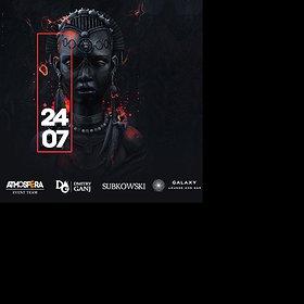 Muzyka klubowa: ATMOSFERA NA DACHU feat. Azzja