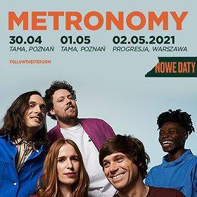 Koncerty: Metronomy / Warszawa