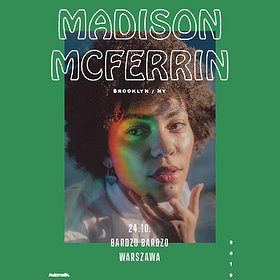 Pop / Rock: Madison McFerrin