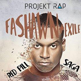 Hip Hop / Reggae: FASHAWN + Dj Exile, Red Pill, Saga (USA)