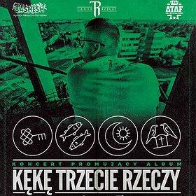Koncerty: KęKę w Poznaniu