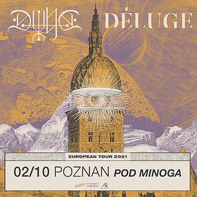 Koncerty: DVNE + Deluge