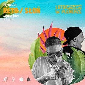 Hip Hop / Reggae: Lato w Plenerze | ReTo+Słoń | Wrocław