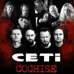Koncerty: CETi + Cochise - Dąbrowa Górnicza