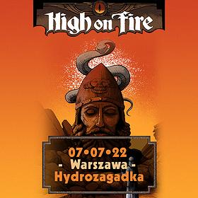 Hard Rock / Metal: High On Fire | Warszawa