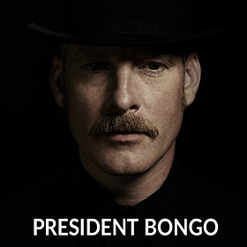 Imprezy: Williamsburg presents PRESIDENT BONGO (Gluteus Maximus / GusGus)