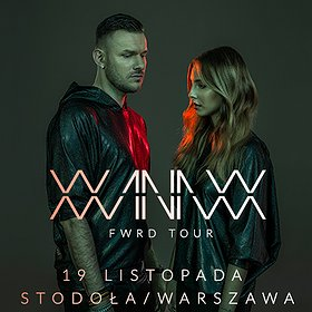 Koncerty: XXANAXX FWRD TOUR