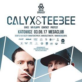 Imprezy: CALYX & TEEBEE