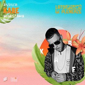 Hip Hop / Reggae : Lato w Plenerze | Kabe | Warszawa