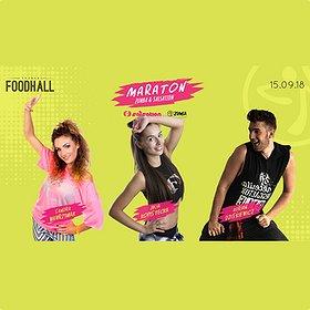 Sport: Maraton Fitness Zumba & Salsation