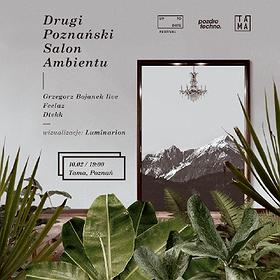 Concerts: Drugi Poznański Salon Ambientu