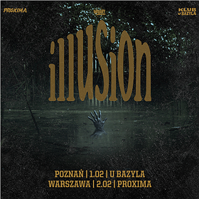 Pop / Rock: Illusion - Poznań