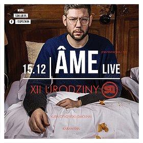 Events: XII Urodziny SQ pres. Ame LIVE!