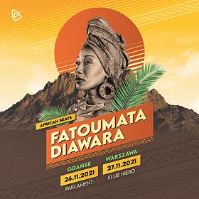 Koncerty: Fatoumata Diawara   Gdańsk
