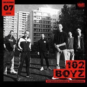Concerts: 102 Boyz - Warszawa