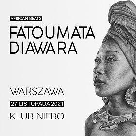 Koncerty: Fatoumata Diawara | Warszawa