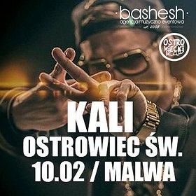 Concerts: KALI - Ostrowiec Świętokrzyski