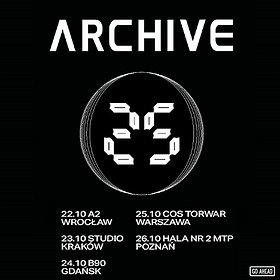 Concerts: Archive - Wrocław