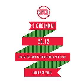 Imprezy: O Choinka!