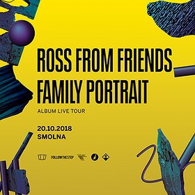 Koncerty: Ross From Friends