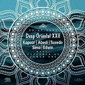 Muzyka klubowa: Deep Oriental #XXII @ Sfinks700